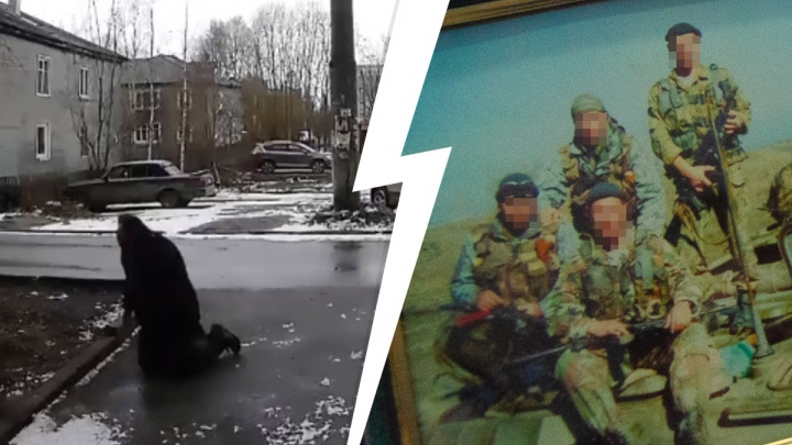 Прошел войну и чуть не умер у подъезда. Архангелогородец, которого задавили и бросили, служил в Чечне