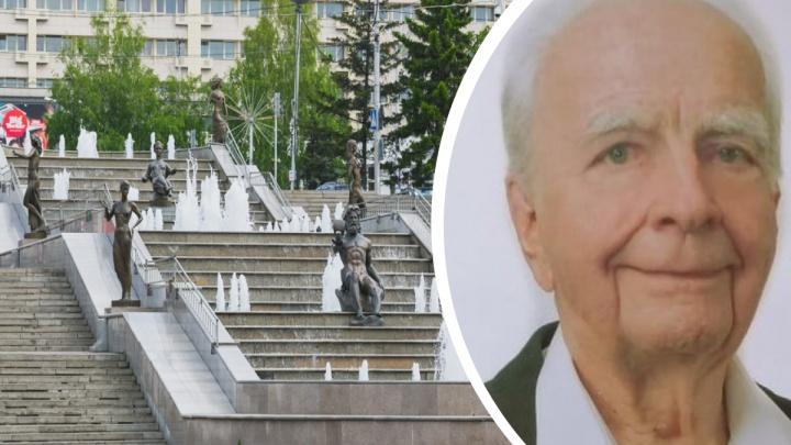 На 96-м году жизни скончался экс-глава Красноярска Анатолий Морев