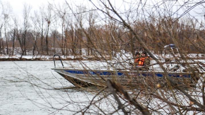 Жителей Уфы предупредили о резком подъеме уровня воды