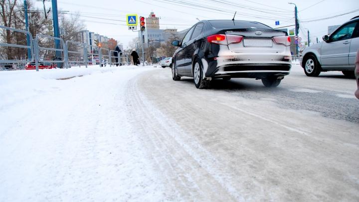Нужны ли Челябинску реагенты? Дорожники ответили на вопросы и претензии горожан