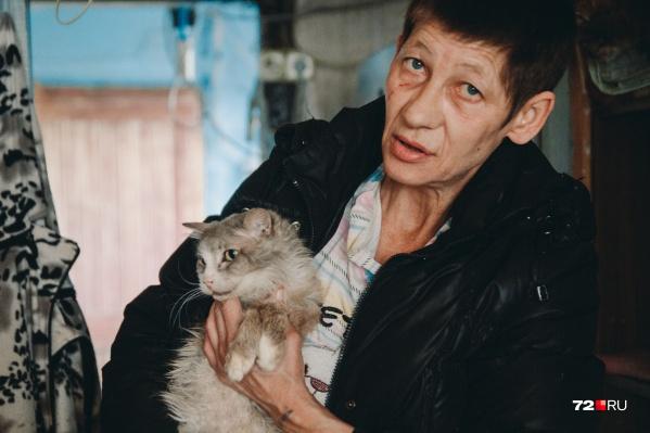"""Марина Рейдаленко более <nobr class=""""_"""">30 лет</nobr> помогает кошкам. Теперь помощь понадобилась ей"""