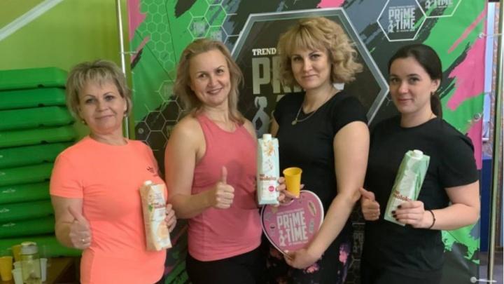 Время для перезагрузки с Nemoloko: компания «Сады Придонья» выступила партнером международного фитнес-проекта