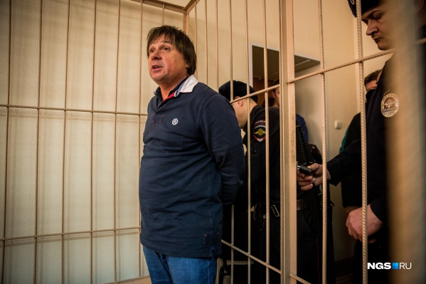 Сейчас Евгений Покушалов находится под подпиской о невыезде