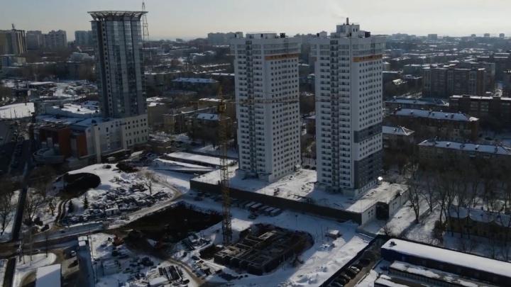 Домов станет больше: на территории бывшего хлебозавода наМосковском шоссе построят еще высотки