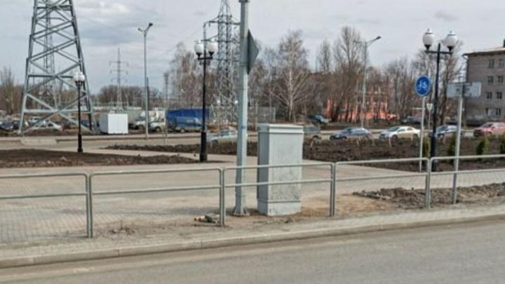 Стало известно, кто будет строить надземный переход на 16-м км Московского шоссе