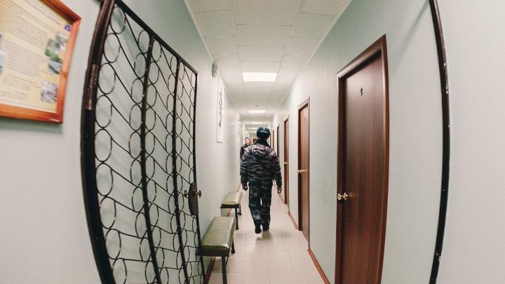 В полицейском участке скончался задержанный 37-летний тоболяк
