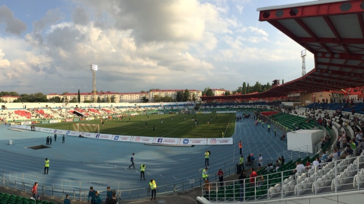 В Башкирии планируют создать новый профессиональный футбольный клуб и построить большой стадион