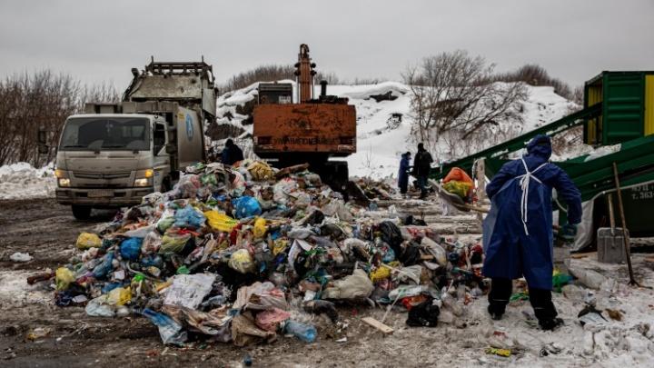 «Можно использовать не менее 10лет»: за счет чего увеличат площадку для мусора на Гусинобродском полигоне