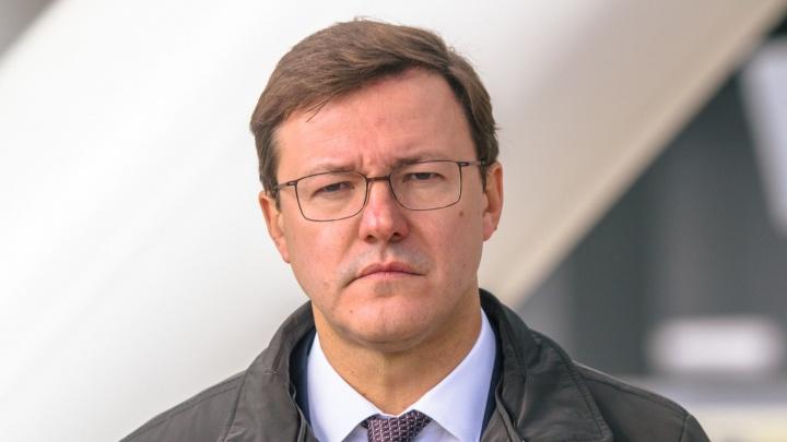 Губернатор Азаров рассказал, почему до сих пор не сделал прививку от COVID