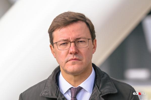 Губернатор Самарской области пока не планирует делать прививку от коронавируса