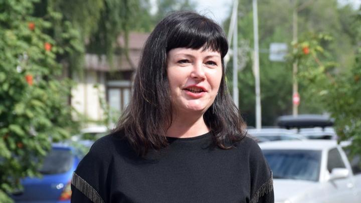 Мэр Кургана Елена Ситникова хочет перенимать опыт Екатеринбурга в благоустройстве города