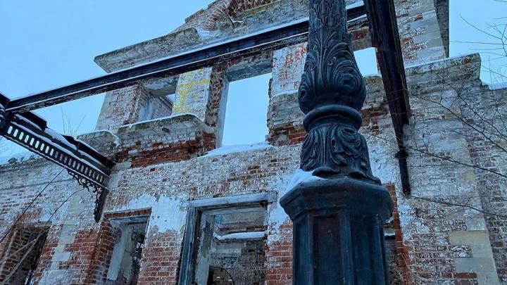 В Самарской области хотят восстановить усадьбу графов Орловых на берегу Волги