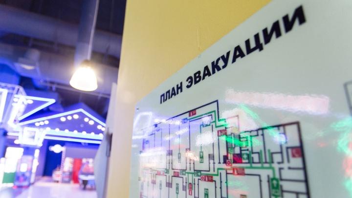 Прокуратура назвала причины закрытия ТЦ в Кемерово