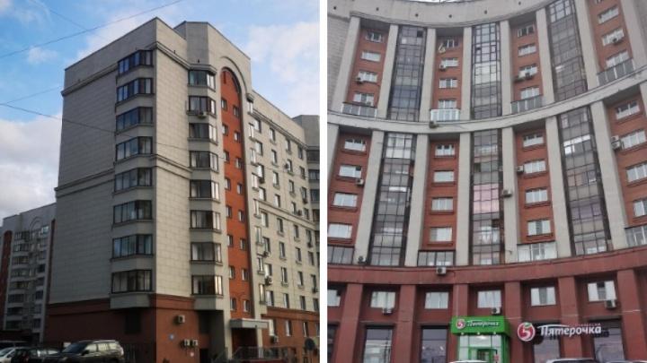 Мэрия Новосибирска выставила на аукцион двухуровневую квартиру за 14 миллионов на Речном вокзале
