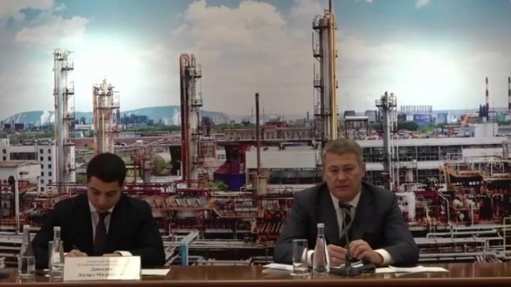 «Мы прошли тяжелую историю с Куштау»: Хабиров назвал шесть главных задач БСК