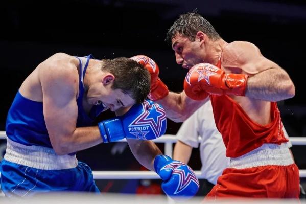 Финал командного Кубка России по боксу пройдет в Екатеринбурге в субботу