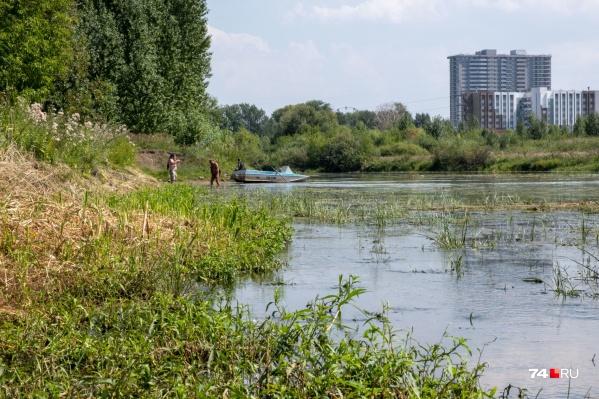 Работы по очистке реки Миасс идут уже третий год — первый контракт отыграли в 2019-м