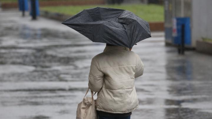 На Челябинскую область обрушится ливень с градом и сильным ветром