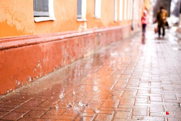 Ярославская область оказалась под влиянием активного циклона