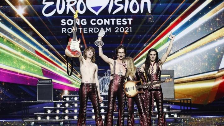 Стал известен результат теста на наркотики солиста итальянской группы, победившей на «Евровидении-2021»