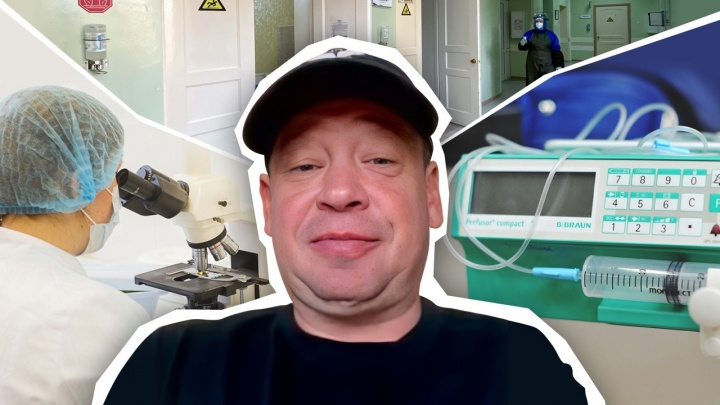 Леонид Слуцкий записал видео для тюменского пенсионера — он заразился COVID-19 после прививки «Спутником»