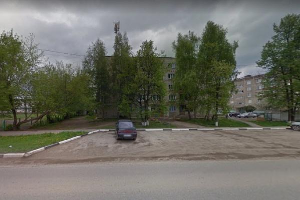 Девочка ушла ночью из дома на улице Гребнева в Кунгуре