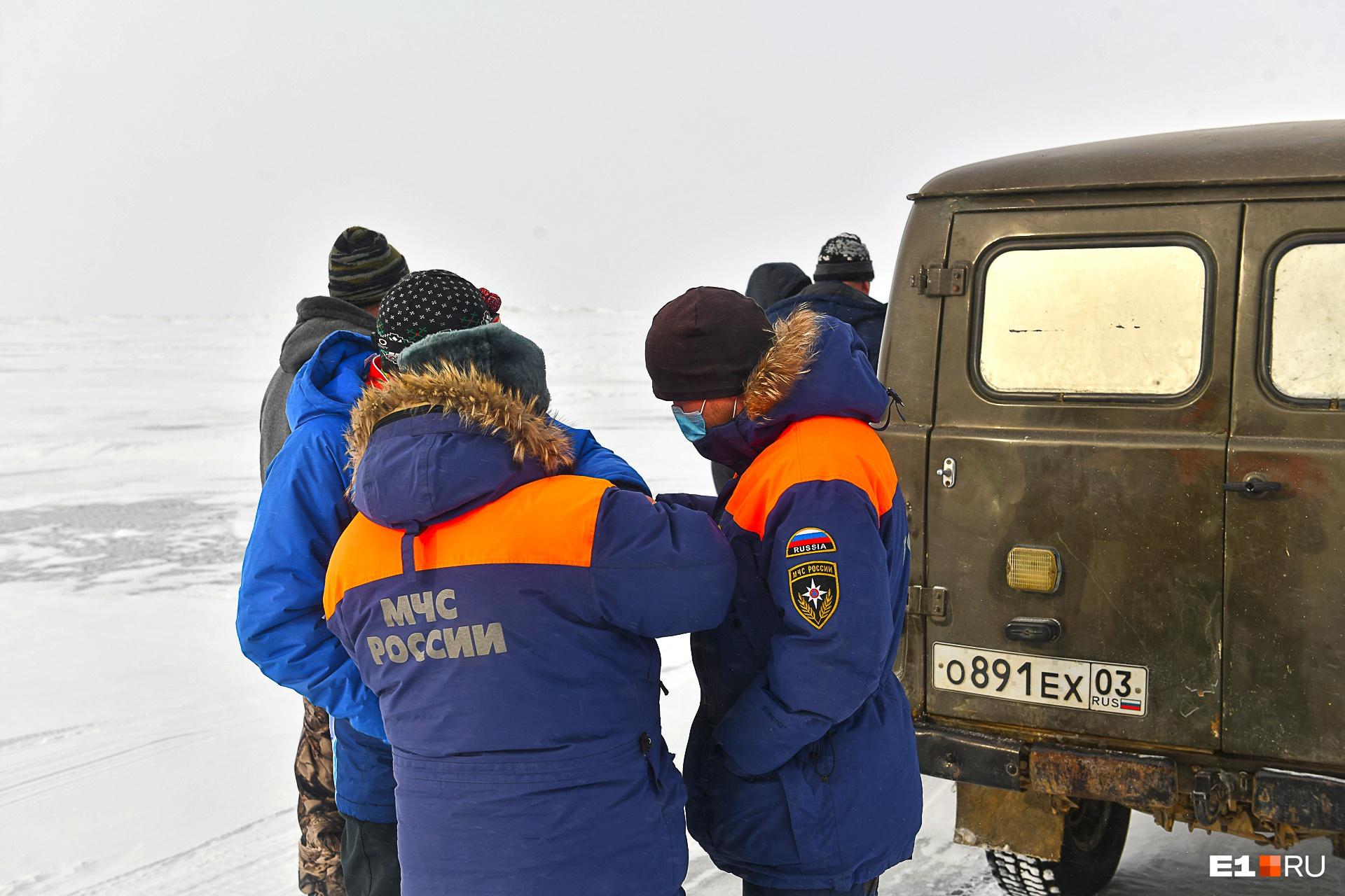 Путешествие по Баргузинскому заливу начинается с предупреждения от МЧС