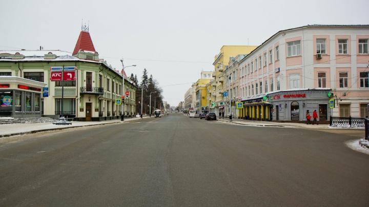 Такой Уфа бывает только раз в году. Смотрите репортаж из пустого города