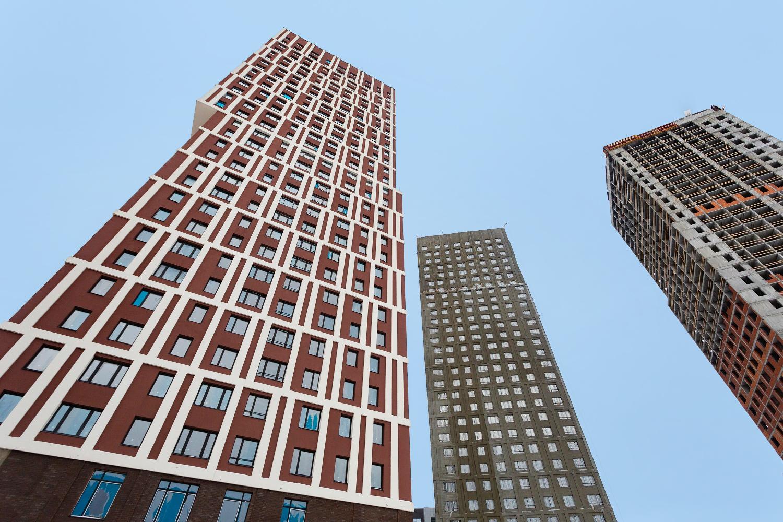Свободных квартир в «башнях» почти не осталось