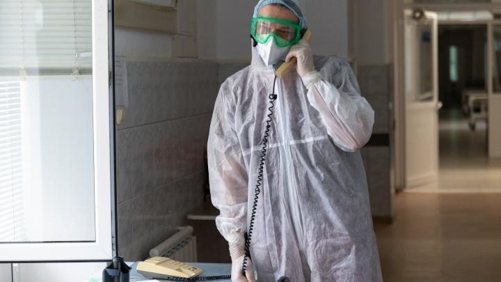 343 заболевших, 15 умерших: в Волгограде безостановочно растет число жертв коронавируса