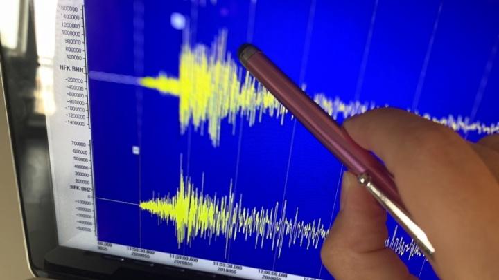 В Кузбассе произошло сильное землетрясение. Его магнитуда — 5,4