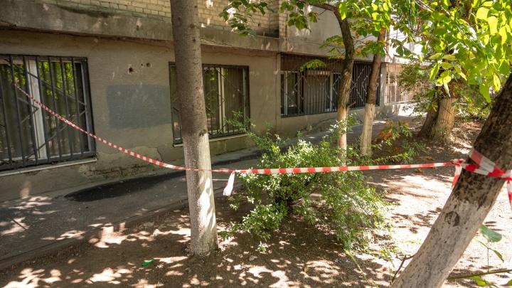 В ростовской многоэтажке взорвался бытовой газ, когда мужчина зажег конфорку на плите