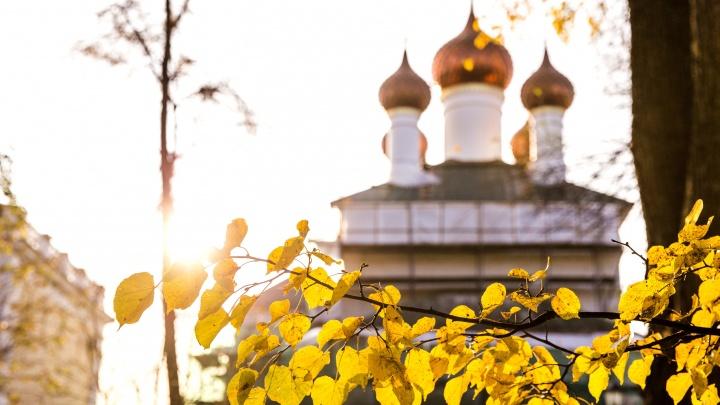 Здесь есть что посмотреть: топ-10 регионов, жители которых выбрали для отпуска Ярославию