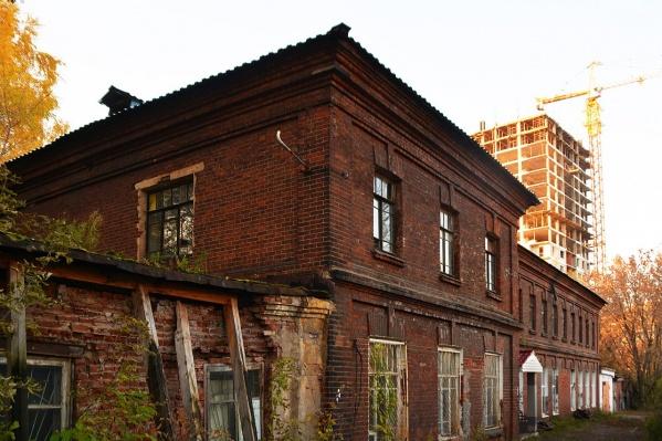 Бактериологическая лаборатория была основана в 1898 году