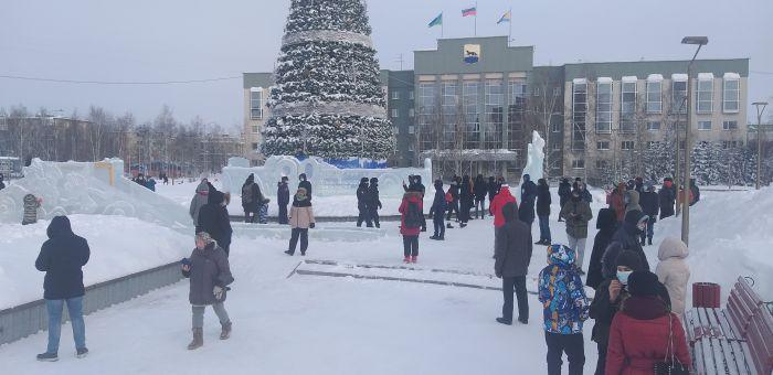 Сургутянку оштрафовали за организацию «аквадискотеки»