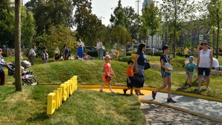 Для тех, кто не успел погулять по саду: фестиваль «Атмосфера» в Екатеринбурге продлили