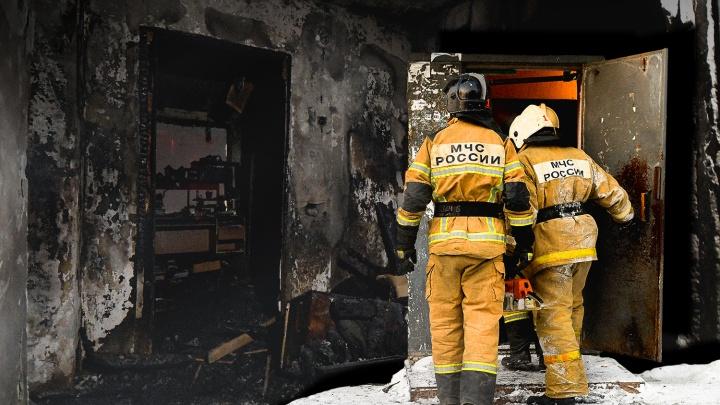 Ад на улице Рассветной: за чьи грехи умерли от дыма и огня восемь человек