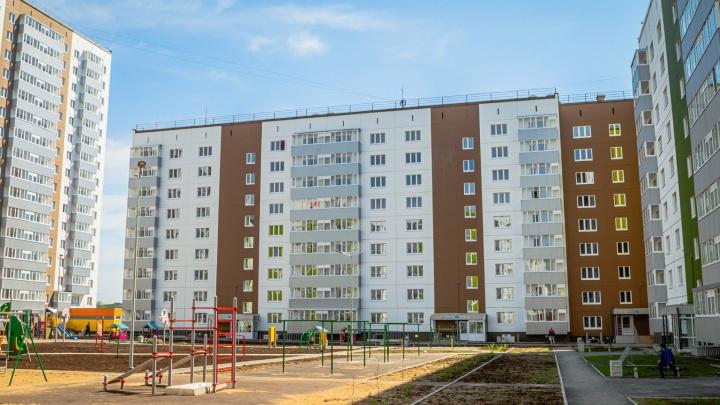 На полгода раньше: в ЖК «Медовый» введен в эксплуатацию дом по улице Артемьевская, 3