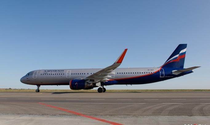 Летевший в Волгоград самолет столкнулся с птицей при наборе высоты в Шереметьево