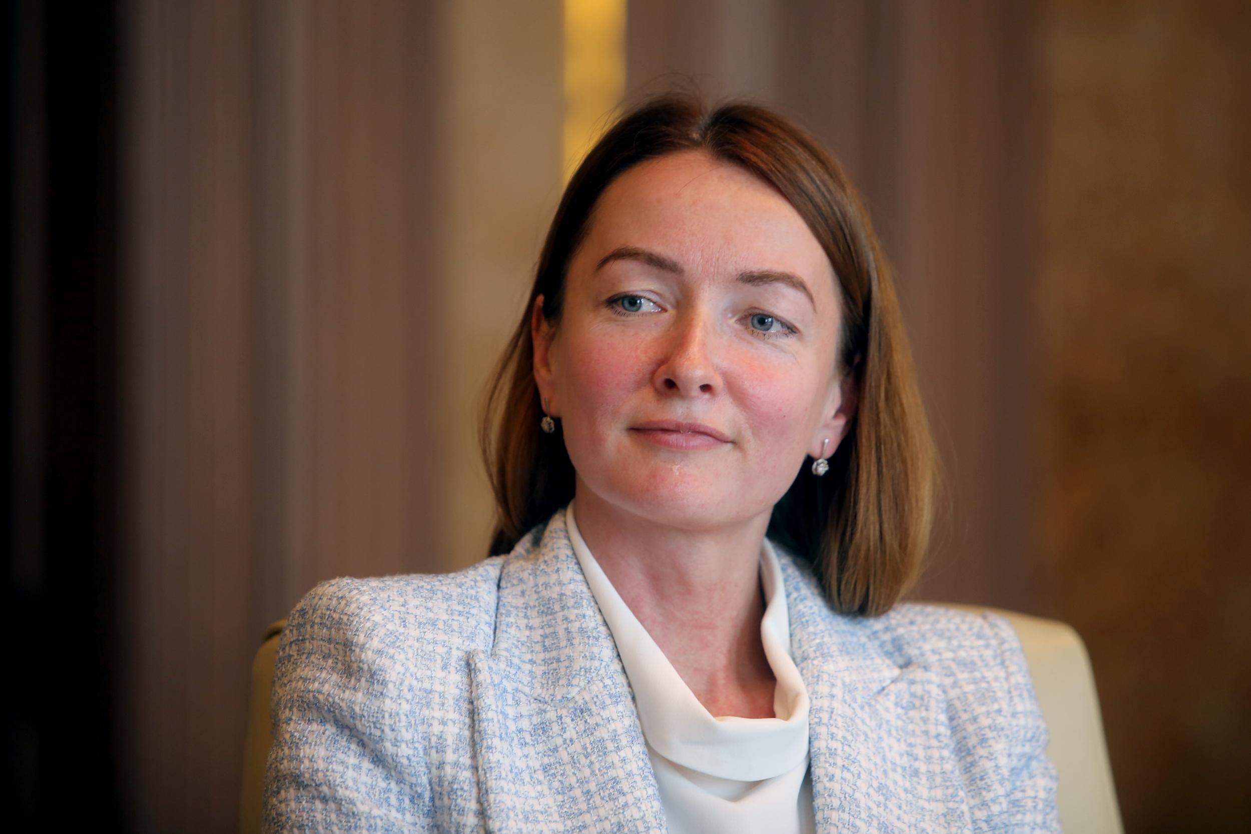 Ирина Петрова, управляющий директор группы ипотечного кредитования и расчетов по сделкам с недвижимостью Департамента продуктов ПАО «Банк «Санкт-Петербург»