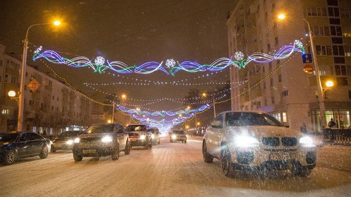 В ГИБДД Башкирии попросили водителей не покидать населенные пункты без необходимости
