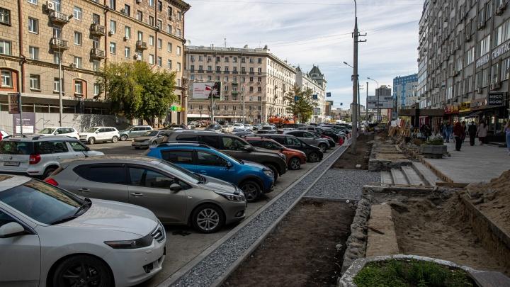 На Вокзальной магистрали снова изменили количество парковок: где все-таки можно будет оставить машину