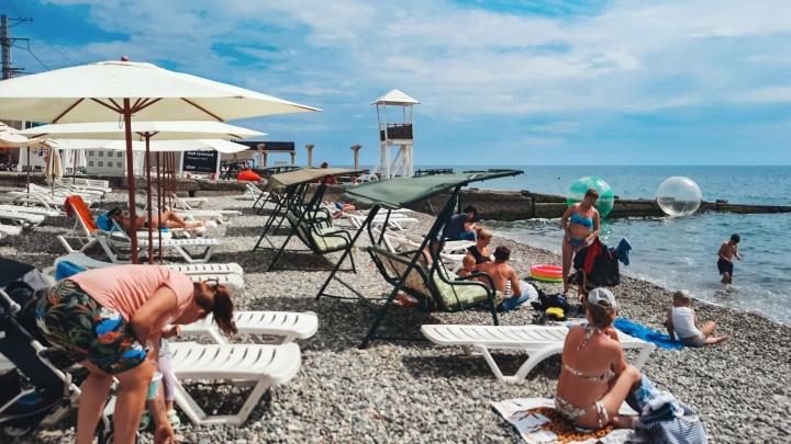 Курорты Краснодарского края с августа будут принимать только привитых туристов