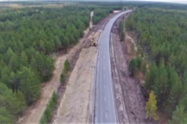 Трасса Сургут — Лянтор была построена полвека назад
