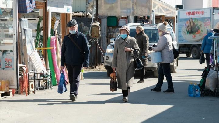«На наших памперсах два поколения выросли»: продавцы — о закрытии крупнейшего рынка Челябинска