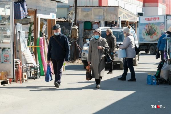 Каширинский рынок существует более 20 лет