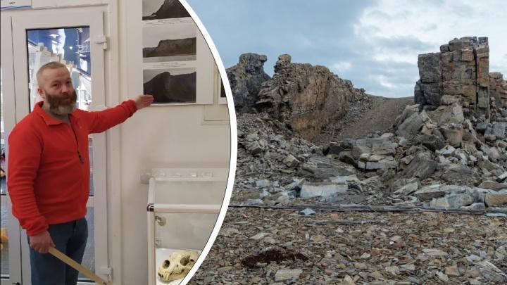«Желание поделиться кайфом»: в Архангельске открыли выставку уникальных фото разных эпох из Арктики