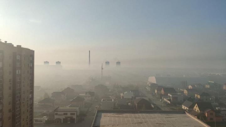Пульмонолог объяснил, опасен ли для здоровья смог, опустившийся на Тюмень из-за лесных пожаров
