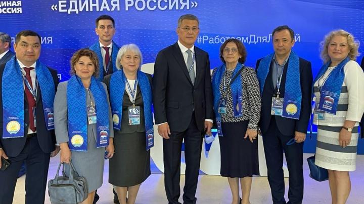 Глава Башкирии Радий Хабиров возглавил список «Единой России» на выборах в Госдуму