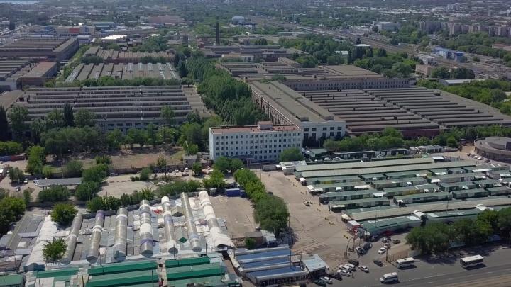 В Самаре выставили на продажу корпус крупного завода